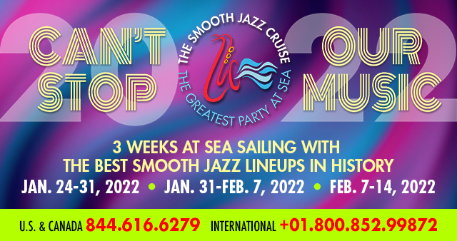 The Smooth Jazz Cruise 2022