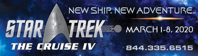 Star Trek The Cruise IV
